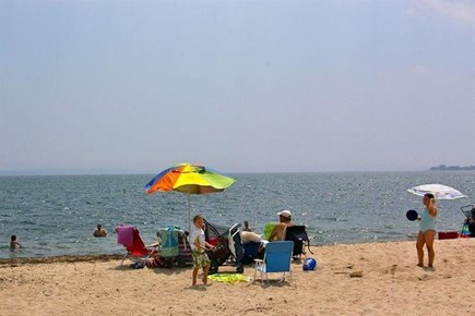 Falmouth Cape Cod vacation rental - Surf Drive Beach - perfect for families - is just 100 yards away!