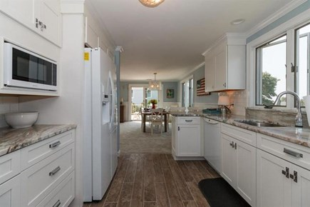 Falmouth Cape Cod vacation rental - Easy access to the kitchen!