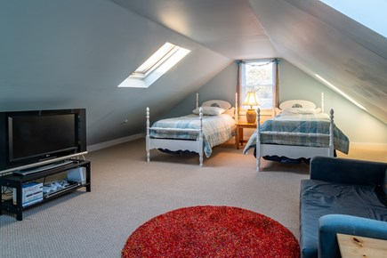 South Chatham Cape Cod vacation rental - Guest Bedroom - 3 Twins