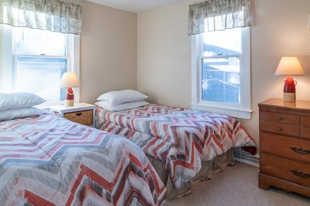 South Chatham Cape Cod vacation rental - Guest Bedroom - 2 Twins