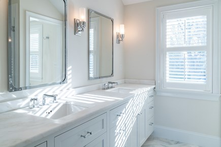 Chatham Cape Cod vacation rental - Master Bathroom