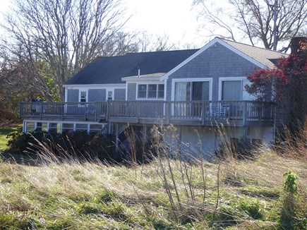 Dennis, East Dennnis Cape Cod vacation rental - Back Beck