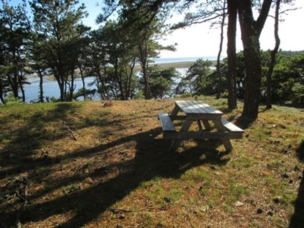 Wellfleet Cape Cod vacation rental - Water views