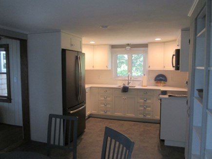 Wellfleet Cape Cod vacation rental - New Kitchen ...very well stocked