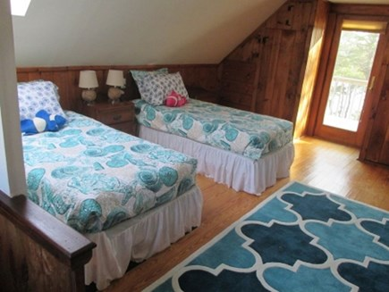 Wellfleet Cape Cod vacation rental - 2 Twins