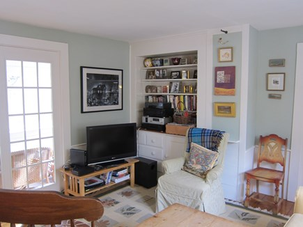 Wellfleet Cape Cod vacation rental - Den