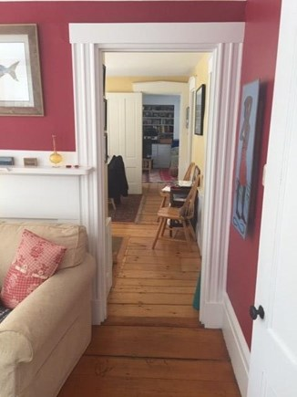 Wellfleet Cape Cod vacation rental - Hallway