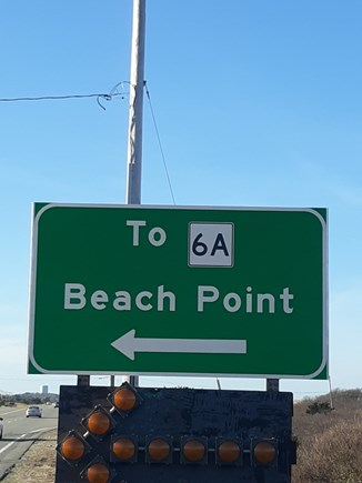 North Truro Cape Cod vacation rental - Almost there!