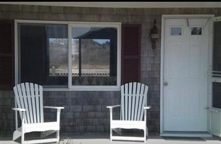 North Truro Cape Cod vacation rental - Perfect place  for morning coffee.