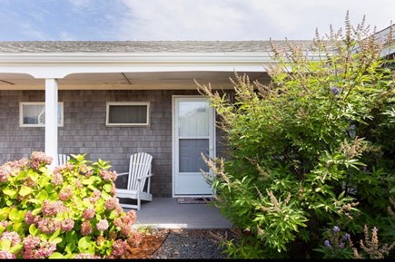 North Truro Cape Cod vacation rental - Sit on the front deck and enjoy the view of the ocean