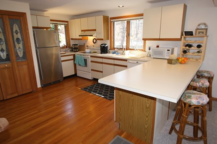 Brewster Cape Cod vacation rental - Large, well equipped kitchen