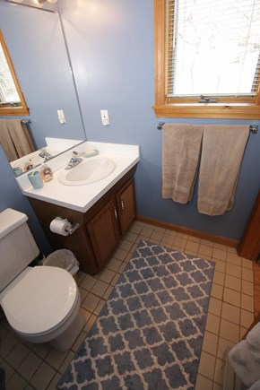 Brewster Cape Cod vacation rental - Three bathrooms, enough for a crowd!