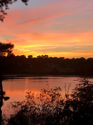 Brewster Cape Cod vacation rental - Sensational sunsets!