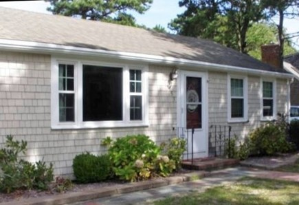 South Yarmouth Cape Cod vacation rental - Front of 153 Breezy Point Road