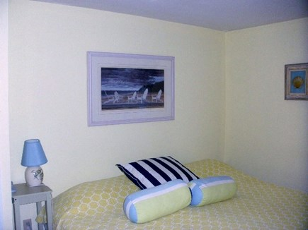 South Yarmouth Cape Cod vacation rental - Bedroom with Queen Bed