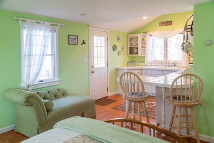 South Chatham Cape Cod vacation rental - Open Floor Plan