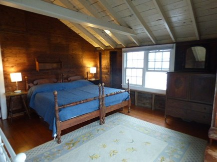 Dennis Cape Cod vacation rental - King Bed with day bed