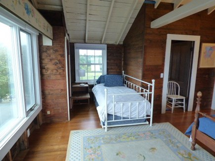 Dennis Cape Cod vacation rental - Other view of king bed with day bed