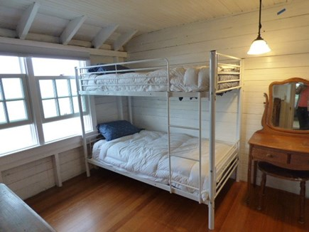 Dennis Cape Cod vacation rental - Bunk beds