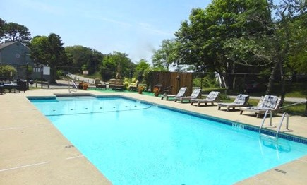 Hyannis Cape Cod vacation rental - Heated swimming pool (seasonal)