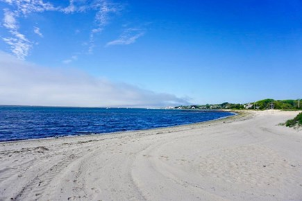 Hyannis Cape Cod vacation rental - Sea Street / Keyes Memorial Beach is just steps away