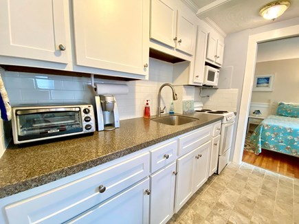 Hyannis Cape Cod vacation rental - Recently renovated kitchen