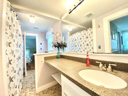 Hyannis Cape Cod vacation rental - Newly renovated bathroom 2020