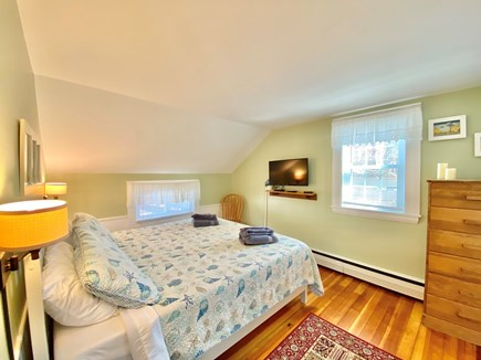 Hyannis Cape Cod vacation rental - Master bedroom with Smart TV