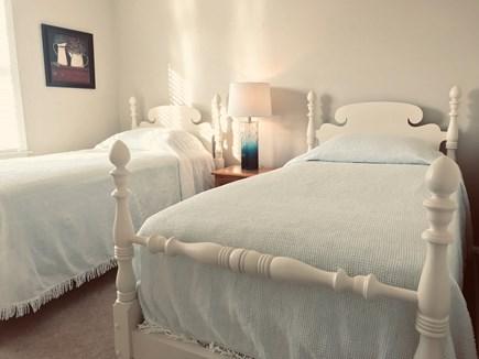 East Orleans - Barley Neck Cape Cod vacation rental - 2nd Floor Bedroom (2 Twin Beds)