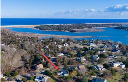 East Orleans - Barley Neck Cape Cod vacation rental - Enjoy ocean breezes and the sound of the roaring surf