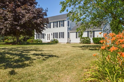 East Orleans - Barley Neck Cape Cod vacation rental - Morning sun at Summer Breeze Cottage
