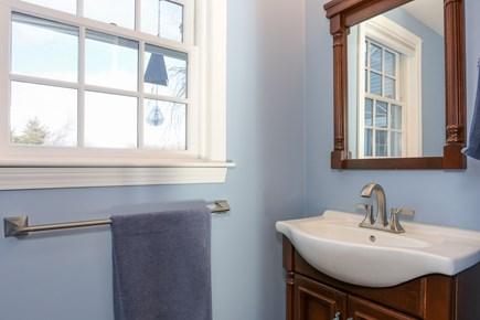 East Orleans - Barley Neck Cape Cod vacation rental - First Floor Half Bath