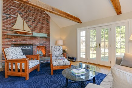 East Orleans - Barley Neck Cape Cod vacation rental - Great Room - Living, Dining and Kitchen