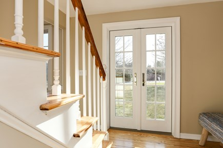 East Orleans - Barley Neck Cape Cod vacation rental - First Floor Entrance