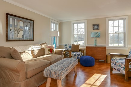 East Orleans - Barley Neck Cape Cod vacation rental - Family - TV Room