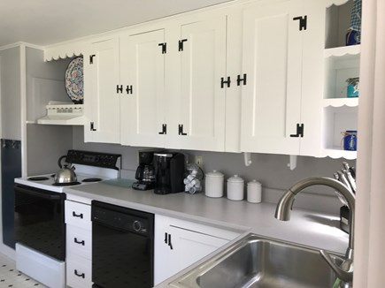 Orleans Cape Cod vacation rental - Kitchen is stocked with all the essentials to cook meals at home.