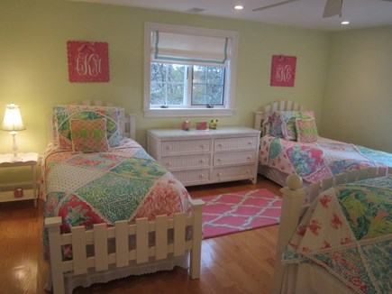 North Chatham Cape Cod vacation rental - 2 twins and a queen bed
