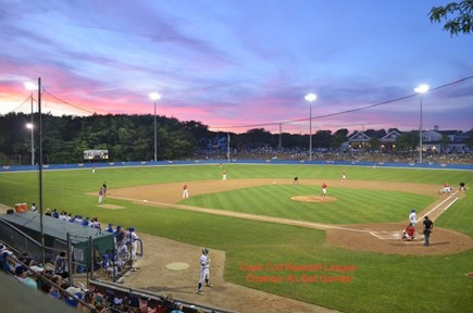 North Chatham Cape Cod vacation rental - Chatham A's- part of the Cape Cod baseball league.