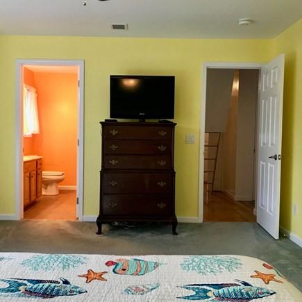 Brewster Cape Cod vacation rental - Master Bedroom, Alternate View