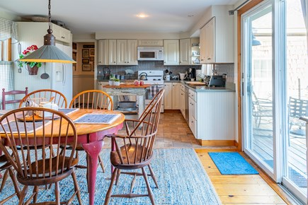 Chatham Cape Cod vacation rental - Kitchen and Dining Area