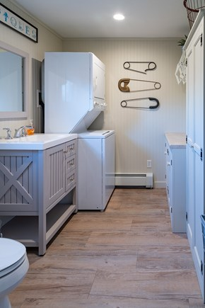 Chatham Cape Cod vacation rental - Laundry Room