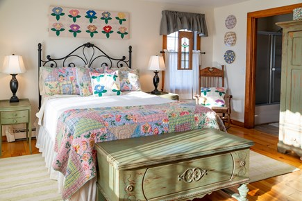 Chatham Cape Cod vacation rental - Master Bedroom - Queen, First Floor