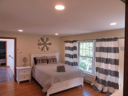 East Falmouth Cape Cod vacation rental - Large bedroom overlooking water