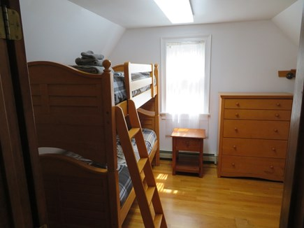 East Falmouth Cape Cod vacation rental - Bunkbed room