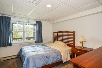 East Falmouth Cape Cod vacation rental - Large apartment bedroom
