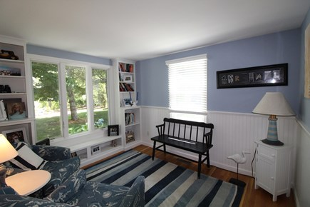 Harwich Port Cape Cod vacation rental - Quite reading room or office.