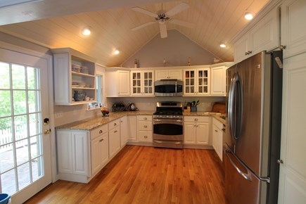 Harwich Port Cape Cod vacation rental - Large open kitchen