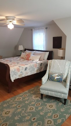 Eastham Cape Cod vacation rental - 2nd floor Master bedroom - picture #2