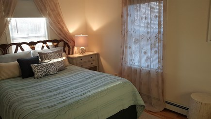Eastham Cape Cod vacation rental - 1st floor bedroom with Queen bed and A/C unit