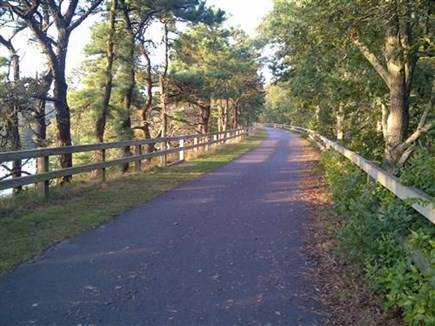 Eastham Cape Cod vacation rental - Rail Trail22 mile bike trail easily accessed from the house.